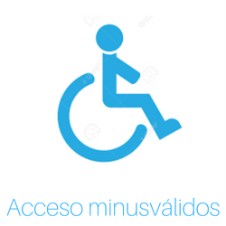 Acceso minusvalidos