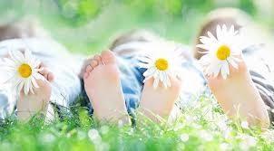 Cuidados de los pies en Primavera